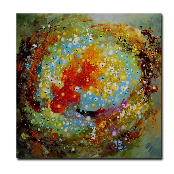 Endless Love Original Abstract by artinstocks