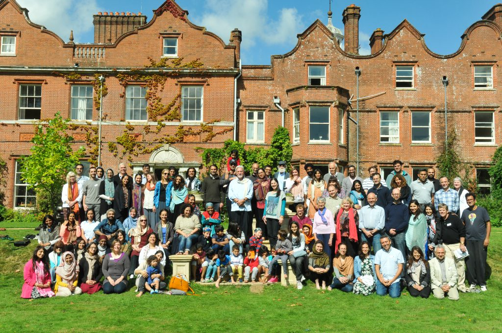 UK Retreat 2014