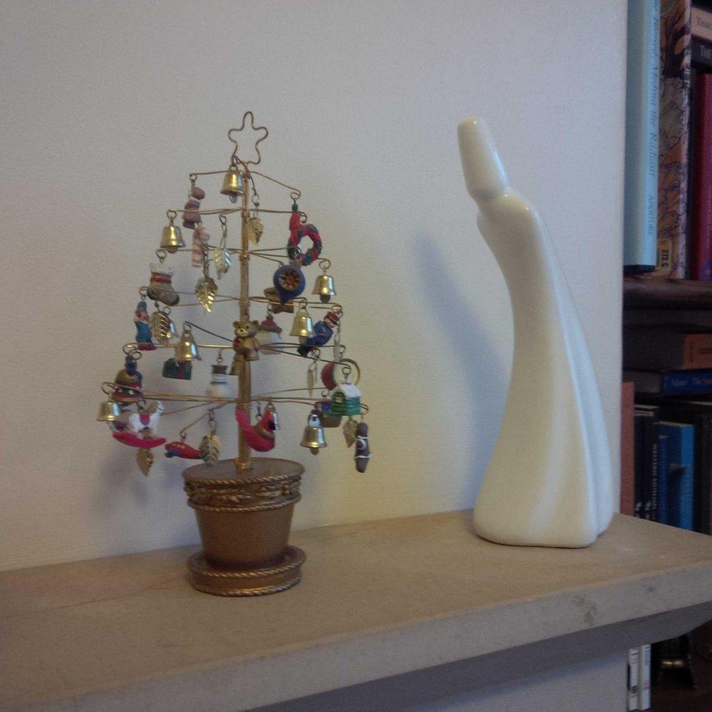 dervish and tree