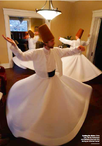 Louisville Whirling