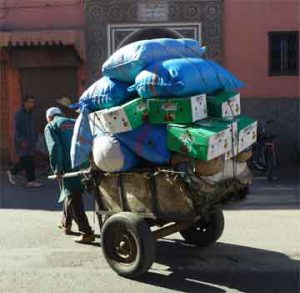 pulling-cart