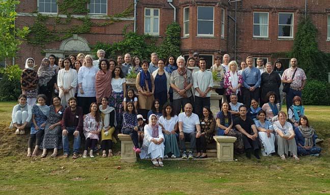 Dorset Retreat Group Photo