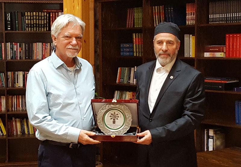 Shaikh Tavus and Dede